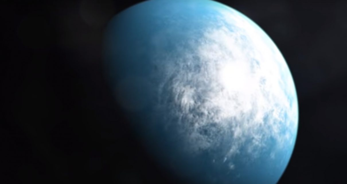 NASA's Tess Satellite Discovers A Possible Habitable Planet | Spurzine