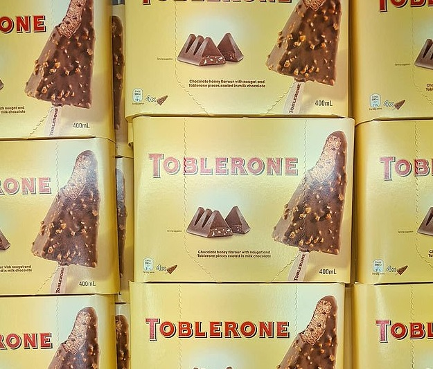 You Can Now Enjoy Toblerone In Form Of Ice Cream | Spurzine