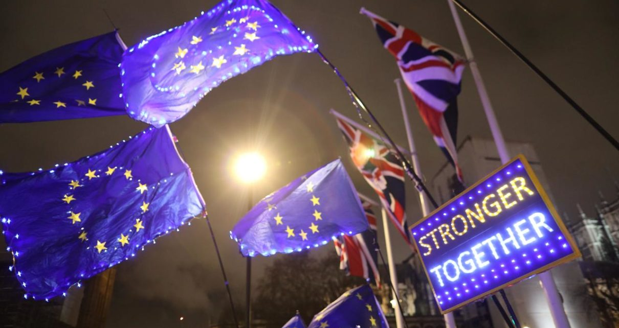 UK to Kick Off Brexit Today at 23:00 GMT | Spurzine