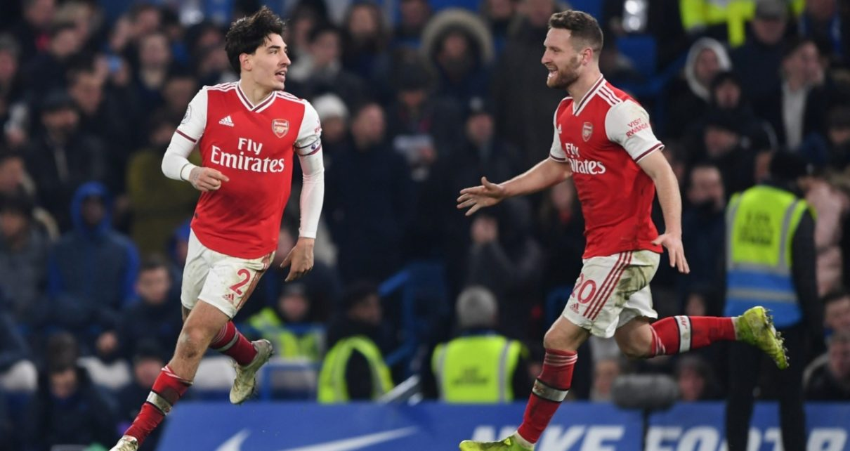10-man Arsenal Able to Hold Off Chelsea with Team Spirit | Spurzine