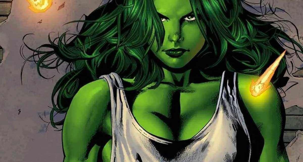 The She Hulk To Make Her Debut In WandaVision | Spurzine