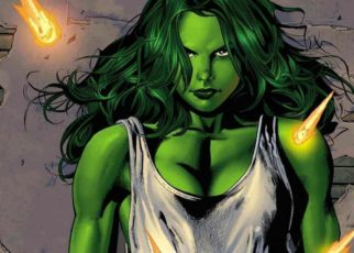 The She Hulk To Make Her Debut In WandaVision | Spurzine