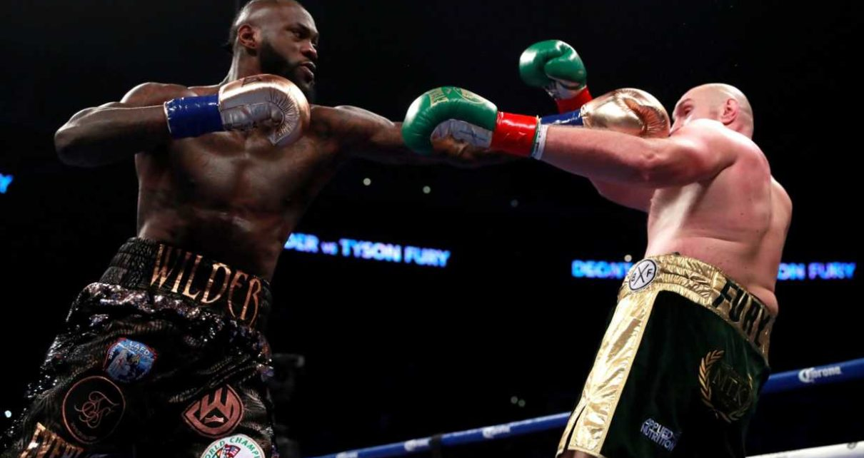Deontay Wilder Vows to Destroy Tyson Fury | Spurzine
