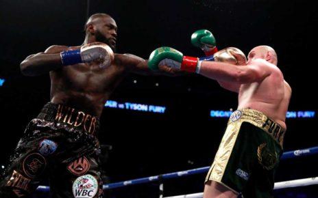 Deontay Wilder Vows to Destroy Tyson Fury | Spurzine
