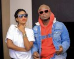 Spice Diana and Harmonize Record Song In Secret