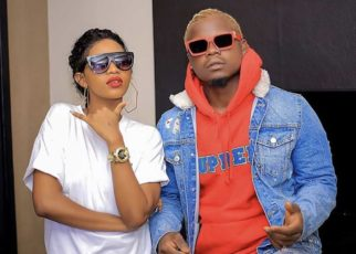 Spice Diana and Harmonize Record Song In Secret | Spurzine