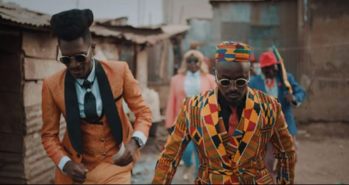 Turn Up The Vibe Video Brings Ykee Benda and A Pass Together | Spurzine