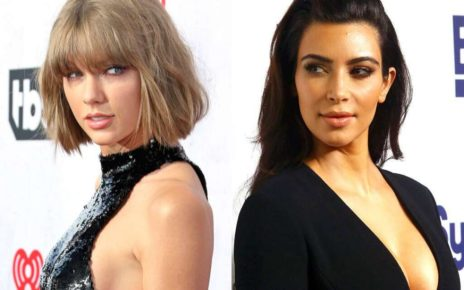 Kim Kardashian Blasts Taylor Swift Over Kanye West Feud | Spurzine