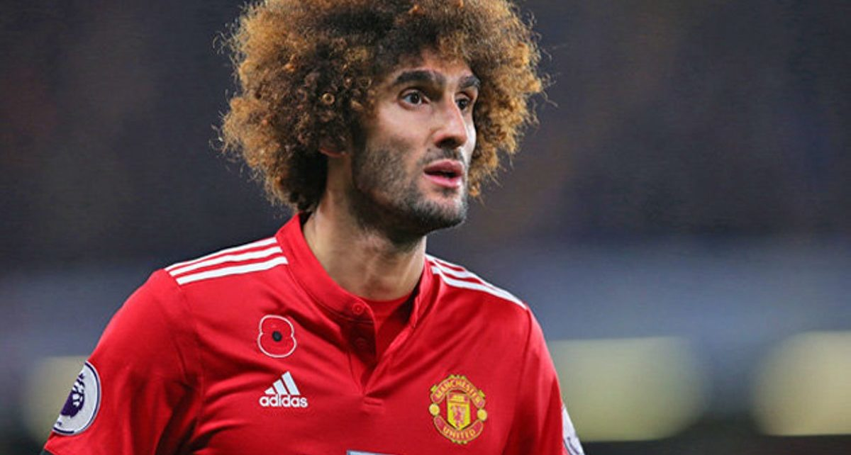 Former Man U Midfielder Marouane Fellaini Tests Positive for Coronavirus | Spurzine