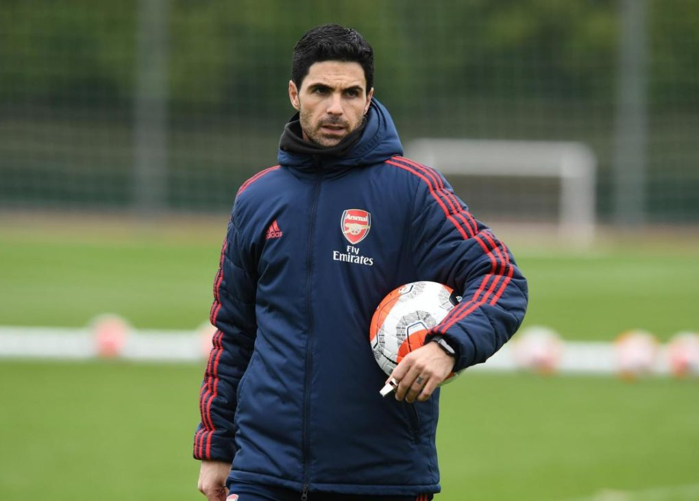 Arsenal Manager Mikel Arteta Recovers from Coronavirus | Spurzine