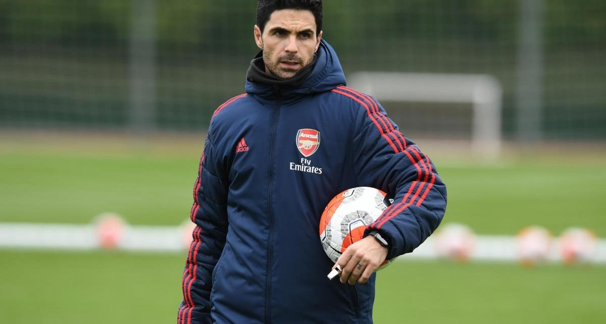 Arsenal Manager Mikel Arteta Recovers from Coronavirus | Spurzine