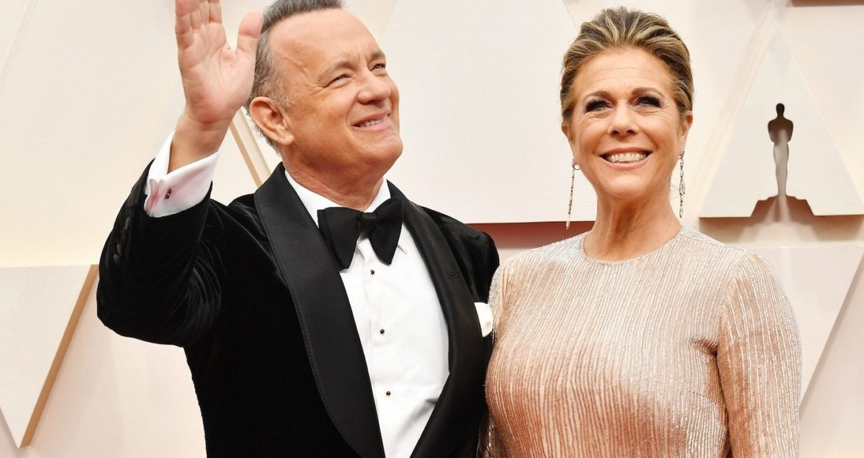 Tom Hanks and Rita Wilson Test Positive for Coronavirus | Spurzine