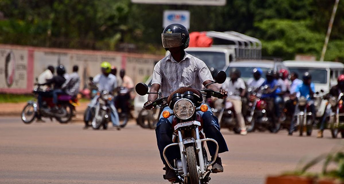 Boda Boda Rider Shot In Buttocks | Spurzine