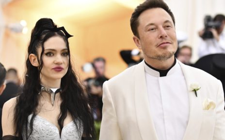 Elon Musk and Grimes Change Their Baby's Name to Roman Numerals | Spurzine