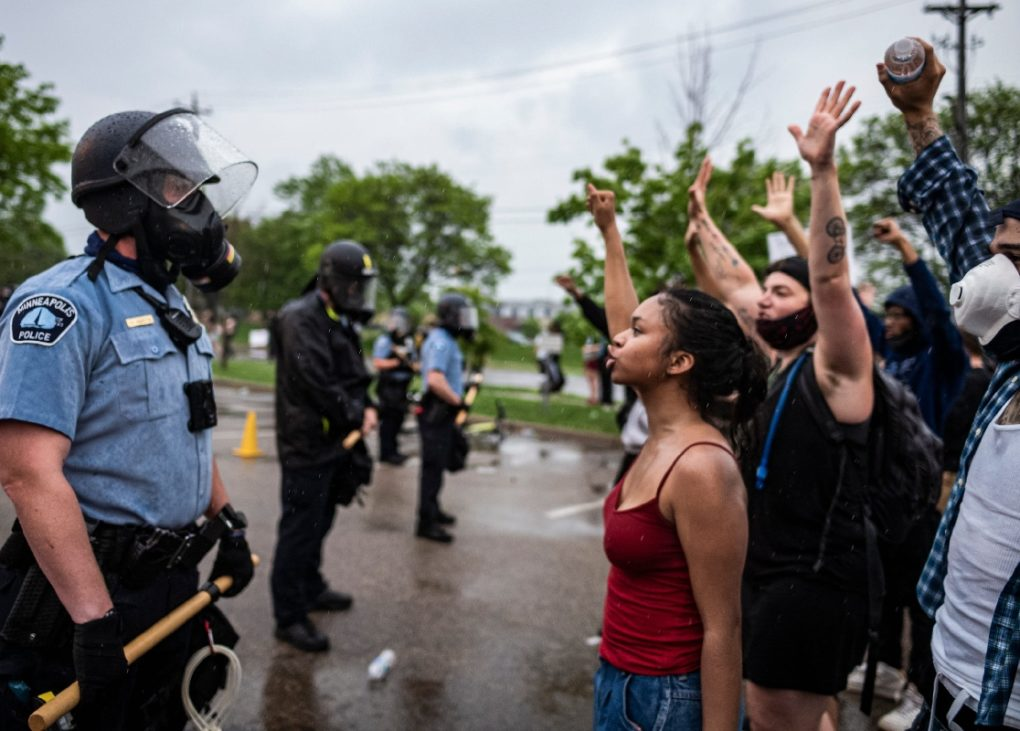 4 US Cops Fired for Killing a Black Man In Minneapolis | Spurzine