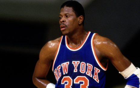 NBA Legend Patrick Ewing Tests Positive for Covid-19 | Spurzine