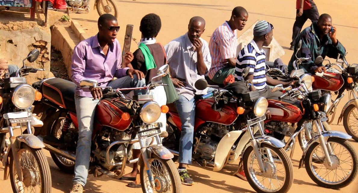 Boda Boda Riders Protesting Over Lockdown Conditions | Spurzine