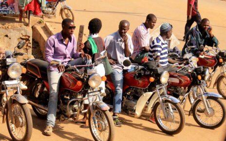 Boda Boda Riders Protesting Over Lockdown Conditions | Spurzine