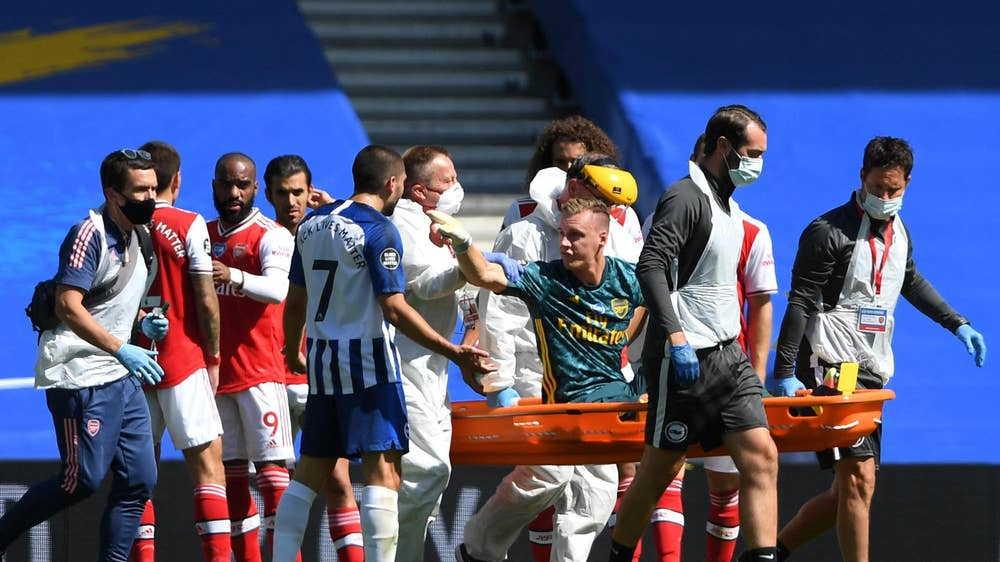Arsenal Left Licking It's Wounds After Brighton Claim Crucial Win | Spurzine