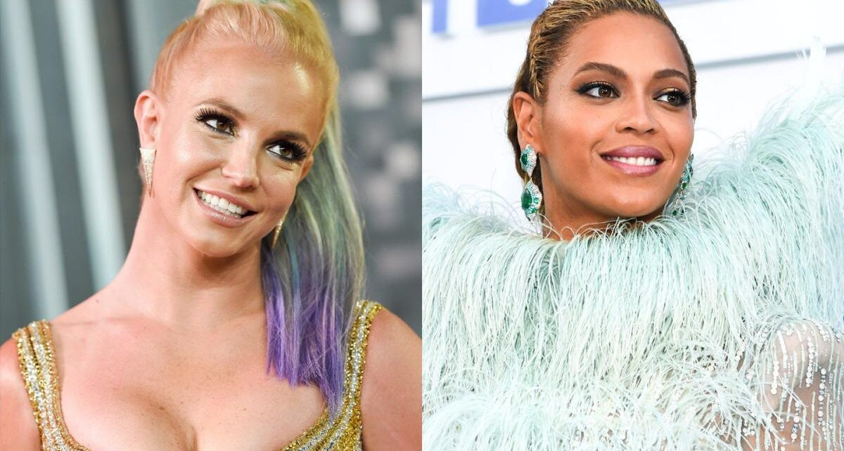 Britney Spears Attacked by Beyonce Fans for Calling Herself 'Queen B' | Spurzine