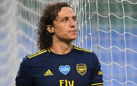 Arsenal Defender David Luiz Says Its His Fault They Lost to Man City 3-0 | Spurzine