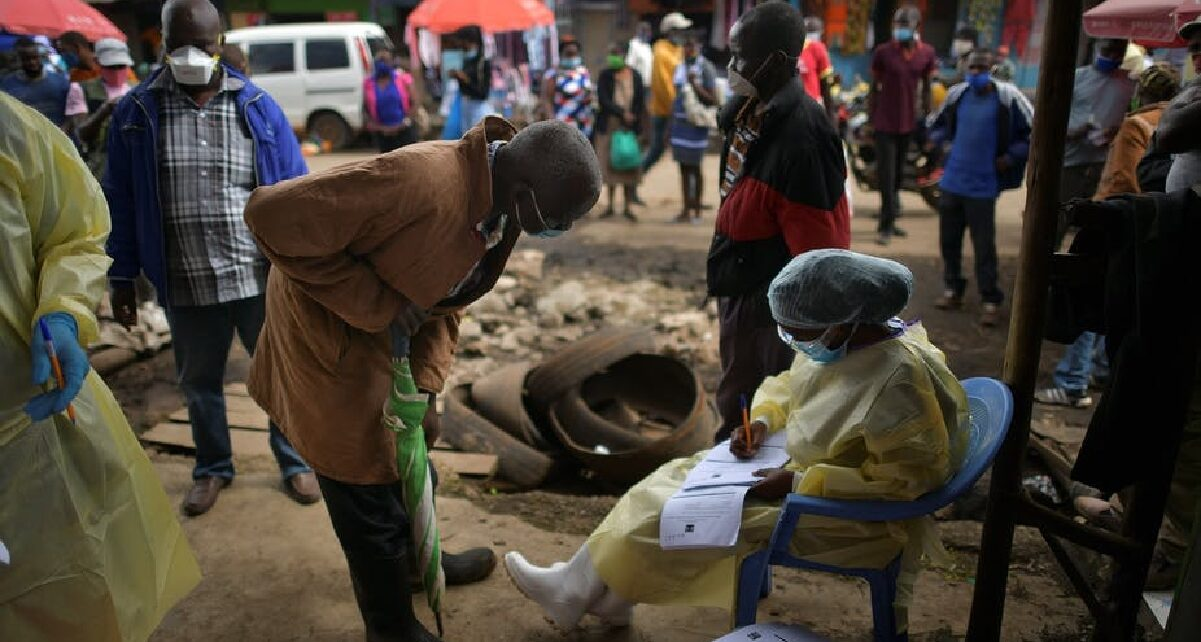 Kenya's Covid-19 Infections Jump to 2021   Spurzine