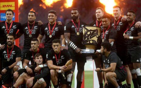 New Zealand Win Both Men's & Women's 2020 World Sevens Series Titles   Spurzine