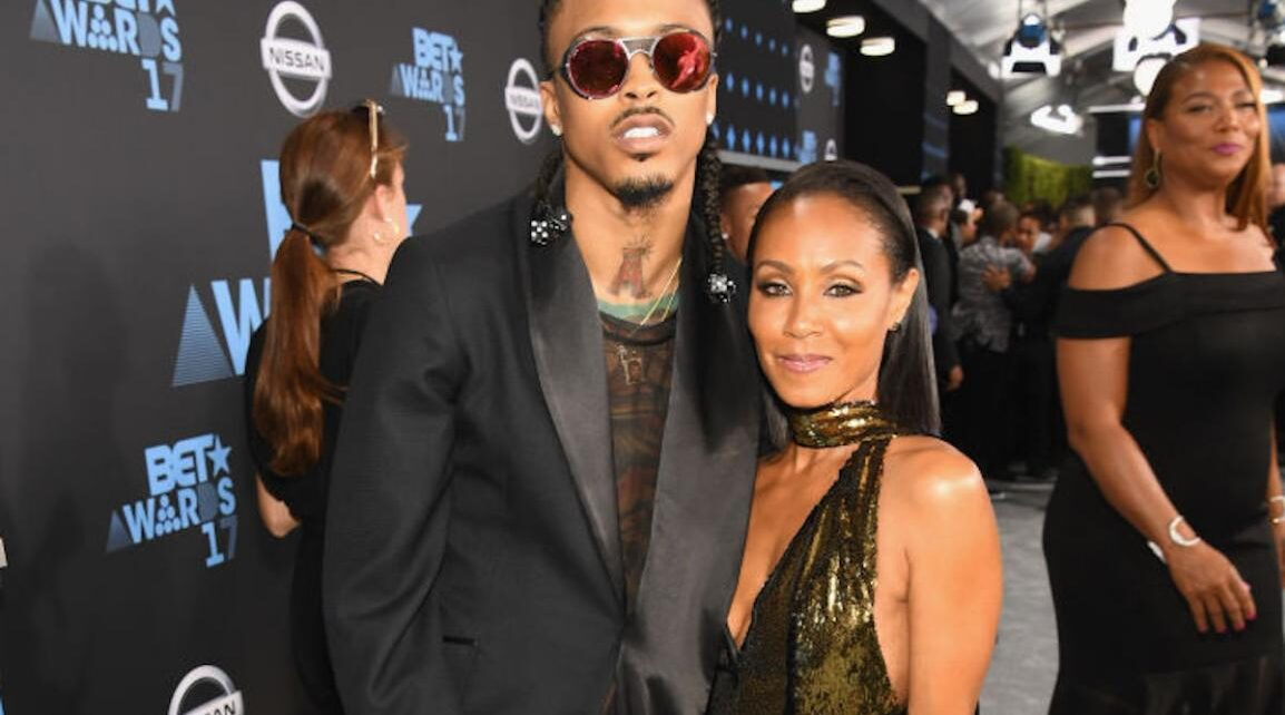 August Alsina Shares His Thoughts About Jada Pinkett's Confession | Spurzine