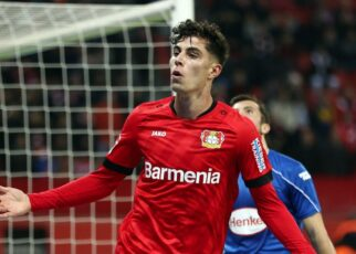 Chelsea Makes Remarkable Offer for Kai Havertz at £75M | Spurzine