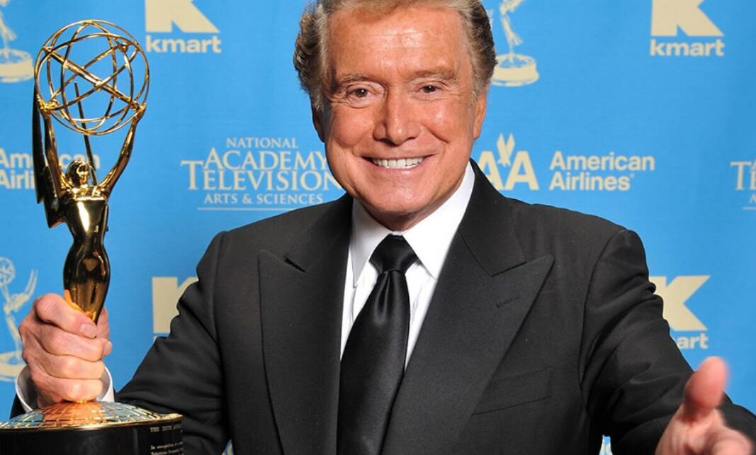 Media Personality and Television Star Regis Philbin Dies at 88 | Spurzine
