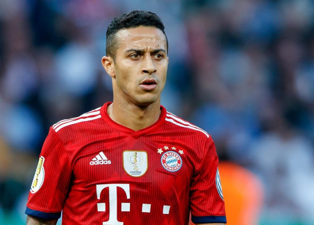 Liverpool Hoping to Win Thiago Alcantara to their Side for £35M   Spurzine