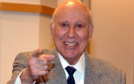 Comedy Legend Carl Reiner Dies at 98 | Spurzine