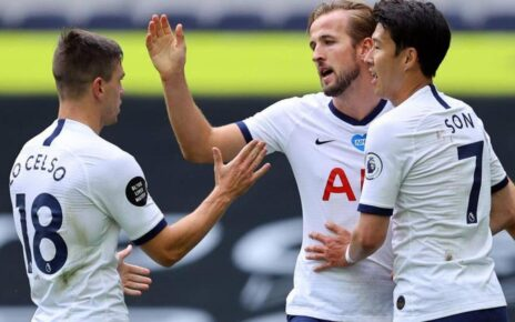 Harry Kane Ends Leicester City's Hopes for Champions League | Spurzine