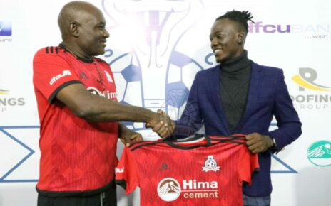 Express FC Beefing Vipers SC Over Disan Galiwango Transfer | Spurzine