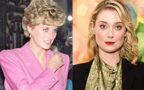 Elizabeth Debicki to Play Princess Diana Role in final seasons of 'The Crown'   Spurzine