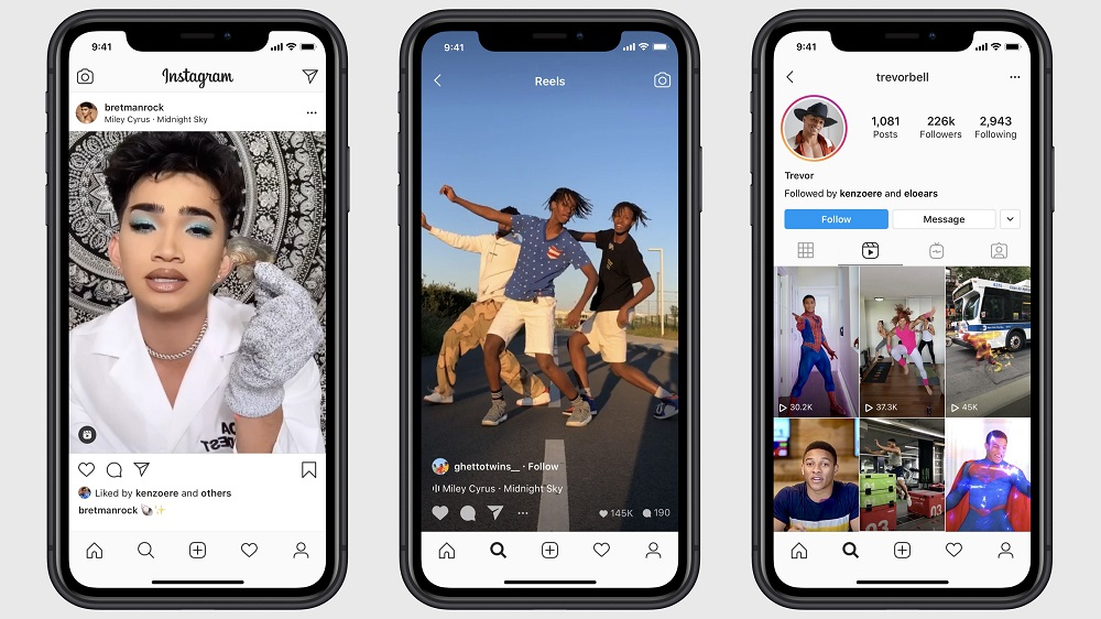 Instagram Launches Copy Cat Reels to Steal Users from TikTok   Spurzine