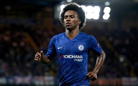 Brazilian International Willian May Join Arsenal Leaving Chelsea Behind | Spurzine