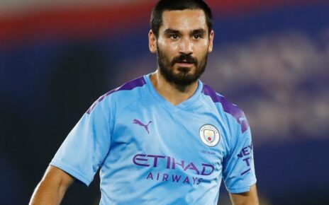 Manchester City's Ilkay Gundogan Tests Positive for Coronavirus | Spurzine