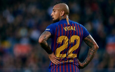 Barcelona's Vidal Joins Inter Milan for 1 Million Euros | Spurzine