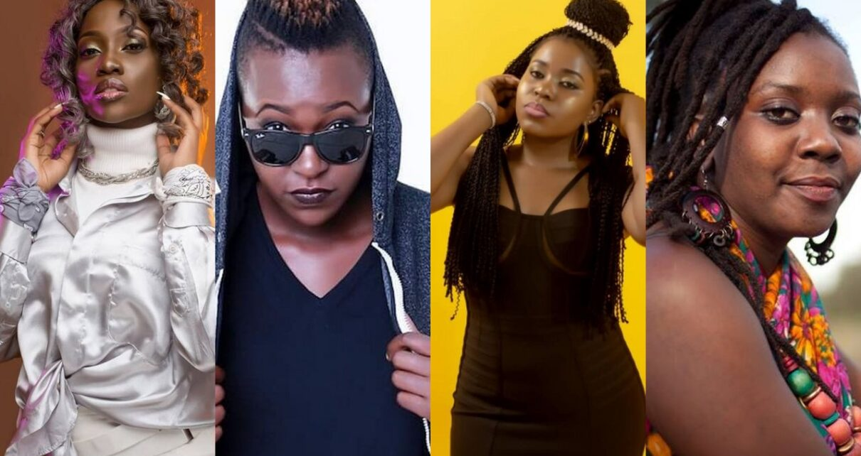 UG's Top Female Hip Hop Artists of 2020 | Spurzine