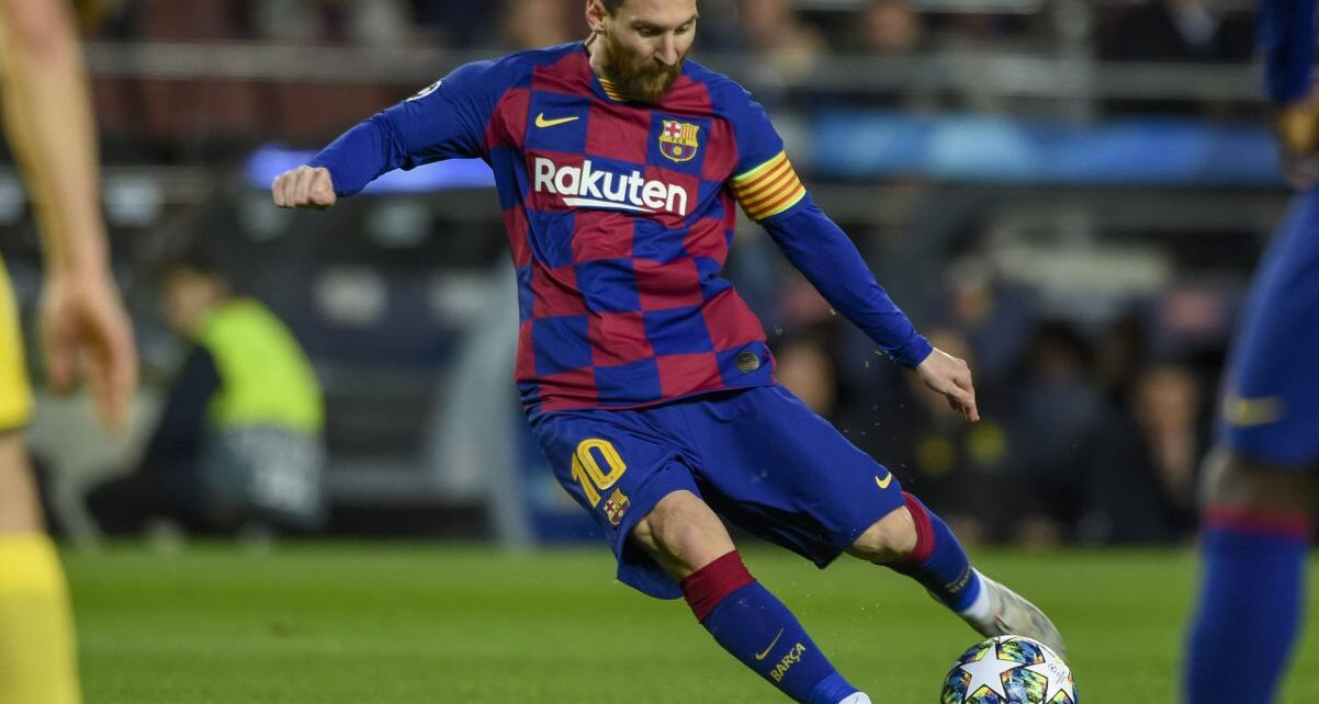 Lionel Messi Sets New Champions League Record During Game Against Ferencvaros | Spurzine