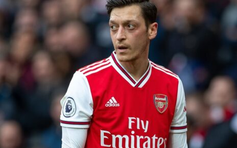 Ozil Reign at Arsenal May be Nearing Its End | Spurzine