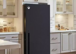 Microsoft Makes An Actual Functional Xbox Series X Fridge | Spurzine