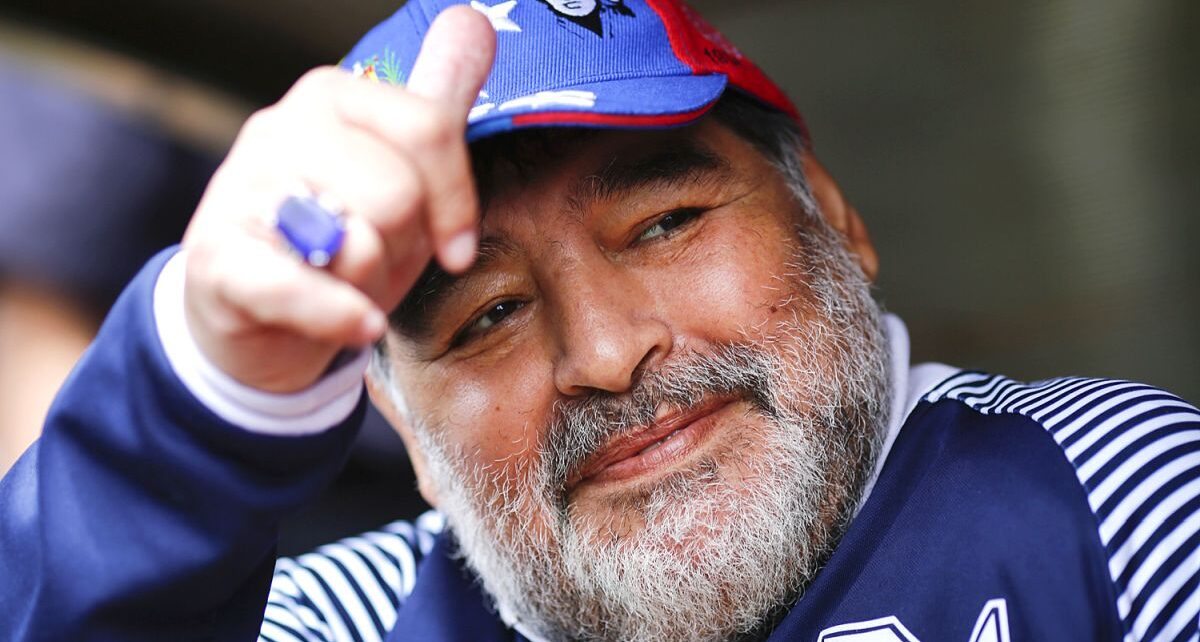 Argentinean Legend Diego Maradona Heading to Rehab | Spurzine