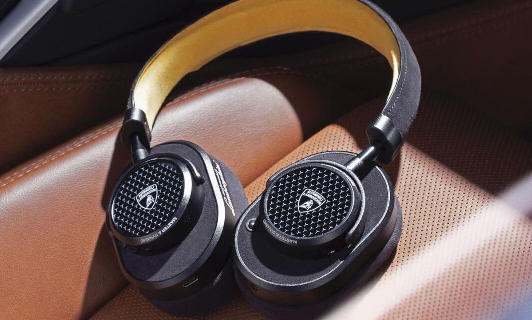 Lamborghini Partners with Master & Dynamic to Launch Headphones & Earphones | Spurzine