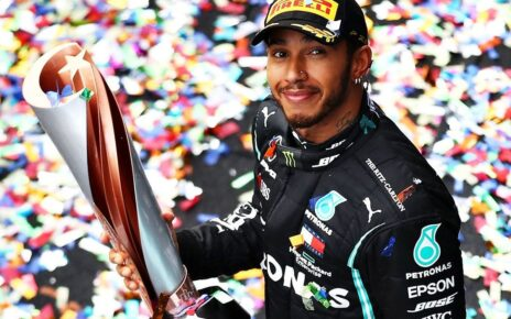 Hamilton Wins His 7th F1 Championship Title and Vows to Continue the Fight Against Racism | Spurzine
