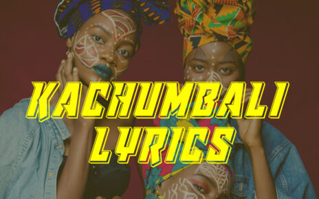 Kachumbali – Quex Lyrics | Spurzine