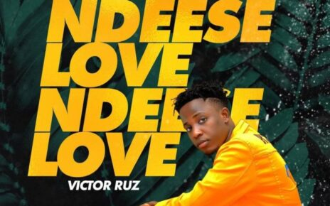 Victor Ruz Shakes Up Afro Pop Scene With His Ndeese Love Song   Spurzine