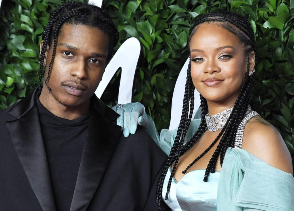 Rihanna and A$AP Rocky Romance Confirmed | Spurzine