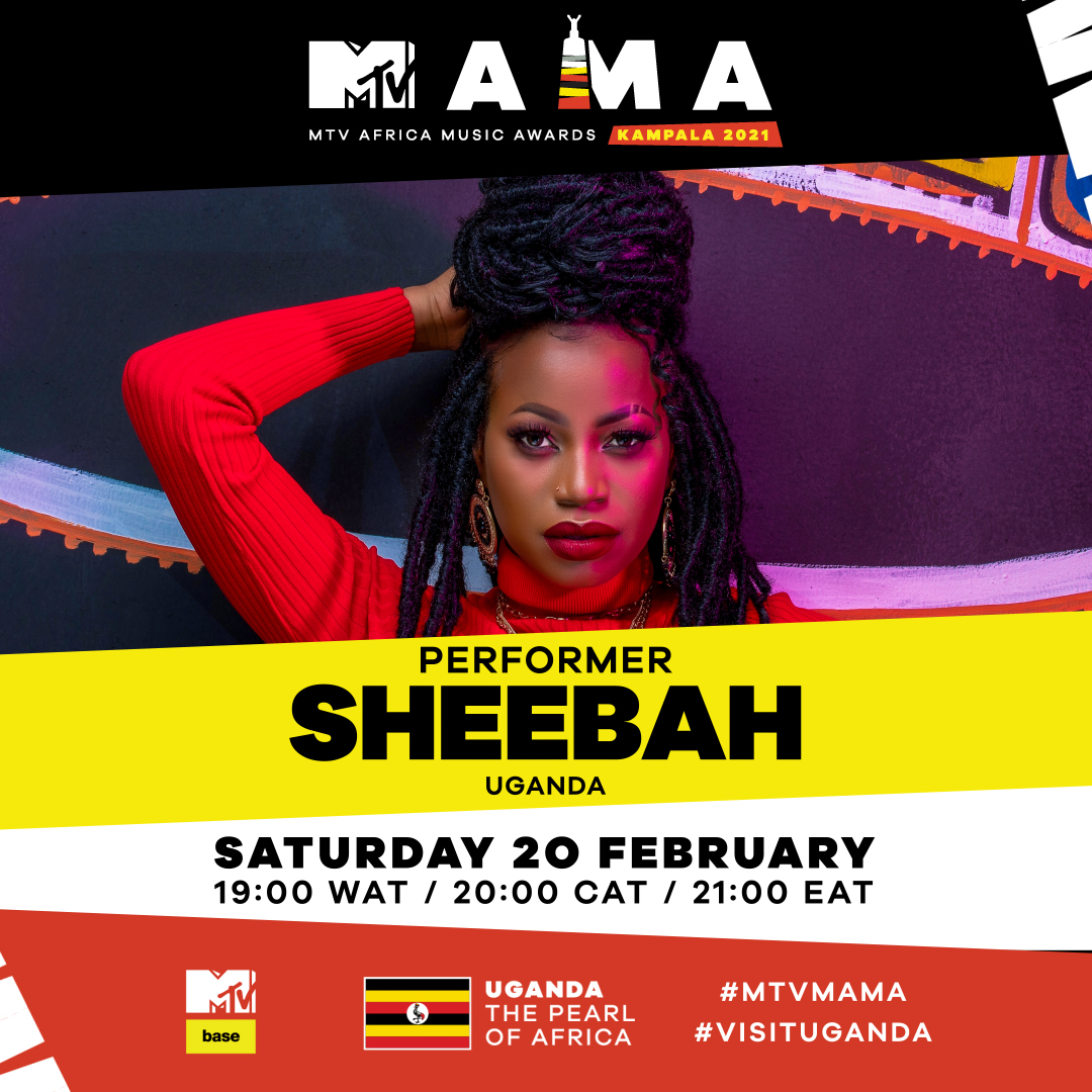 Sheebah and Diamond Platnumz Confirmed As Performers In Upcoming MTV Africa Music Awards   Spurzine